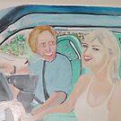 Lovers - Greg Norman Weds Chris Evert  by Sunil