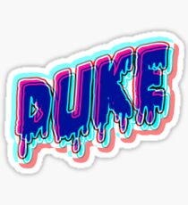 COLOR TRIPPY DUKE Sticker