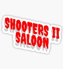Shooters Sticker