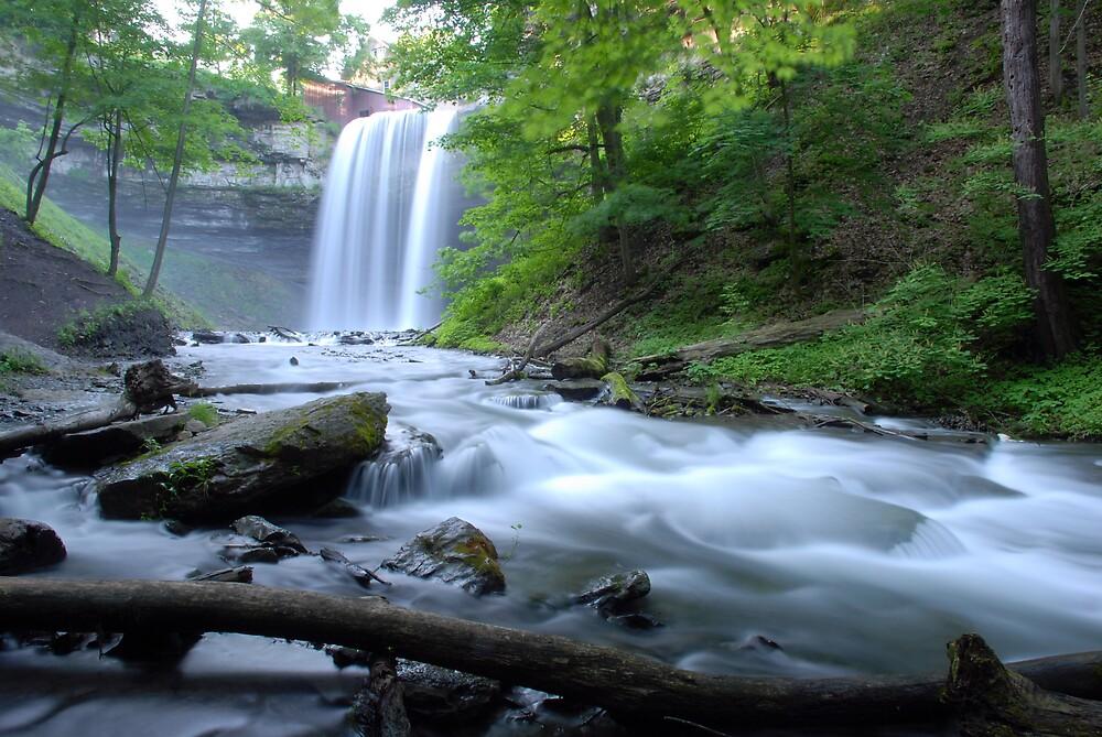 Decew Falls by fallsguy