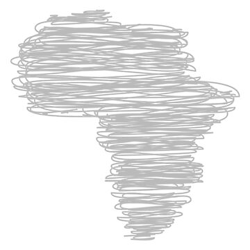 Africa in wire by design511