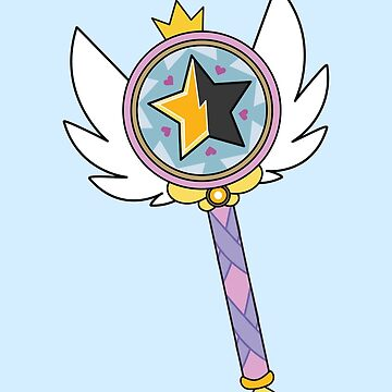Star Butterfly's Wand (Season 2) by pondlifeforme