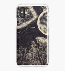 Alice in Wonderland Meets Peter Pan iPhone Case/Skin