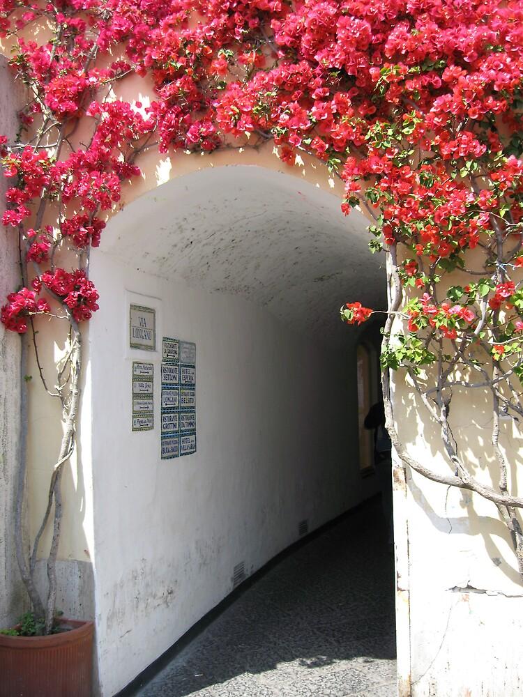 capri doorway by bexlynne