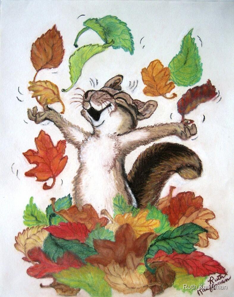 """Wheeeeee!!  What Fun!!"" by Ruth Kauffman"