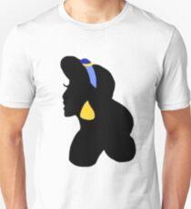Jasmine Silhouette  T-Shirt