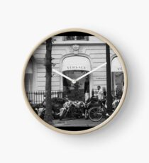Versace Boutique Clock