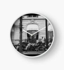 Versace Boutique Clock