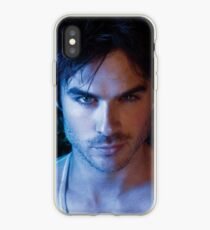 Damon Salvatore - The Vampire Diaries - Season 2 - Promotional Poster  iPhone Case