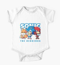 Sonic the Hedgehog... and friends Kids Clothes