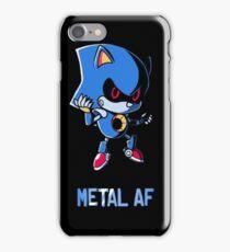 Metal Atomic Force iPhone Case/Skin
