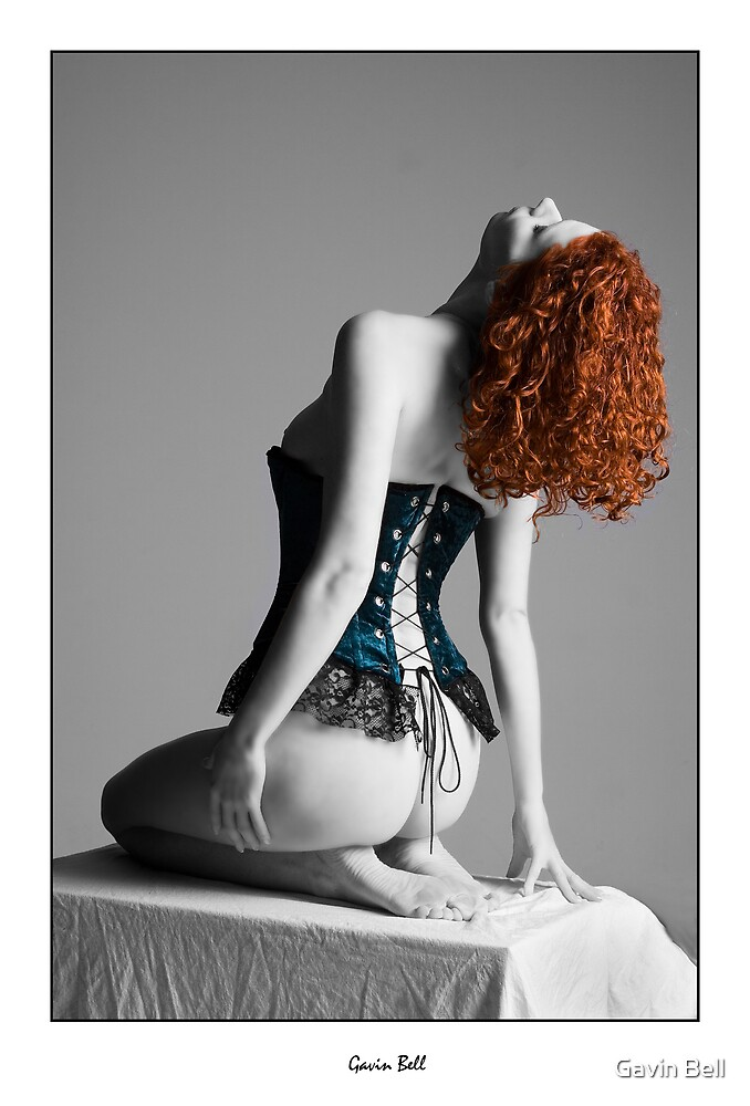 Corset & Lace by Gavin Bell