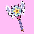 Star Butterfly's Wand (Season 3) by pondlifeforme