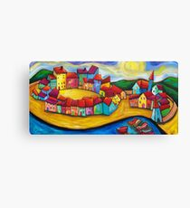 SPRING BLESSINGS IN ELEUSIS.   Canvas Print