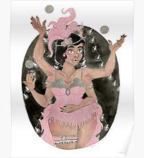 Circus Girls: The Armed Juggler Poster