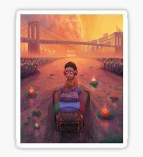 Jon Bellion New York Soul Sticker