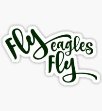 Fly! Sticker