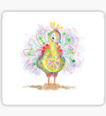 Ferdinand the Bird Sticker