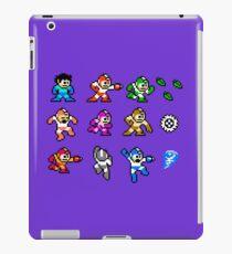 MegaMan Rainbow iPad Case/Skin
