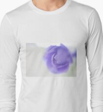 Soft focus Close up of a purple cultivated Anemone coronaria  T-Shirt