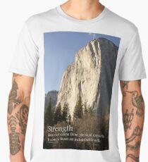 Strength Men's Premium T-Shirt