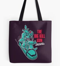 The Big Kill Gun Tote Bag