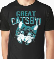 Great Catsby Graphic T-Shirt