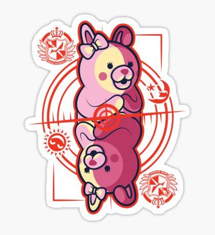 Queen of Hope Sticker