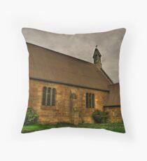 The Roman Catholic Church Throw Pillow