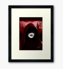 she has arisen Framed Print