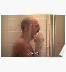 Tobias Funke Crying Poster