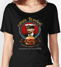 Captain Stanley's Burgers Women's Relaxed Fit T-Shirt