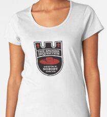 Expected By Nobody Women's Premium T-Shirt