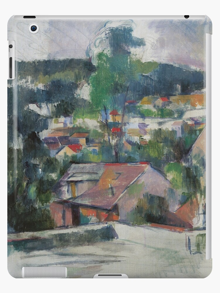 Landscape 1888 - 1890 Paul Cézanne by vintagenippon