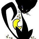 Wicked Little Kitty by George Webber