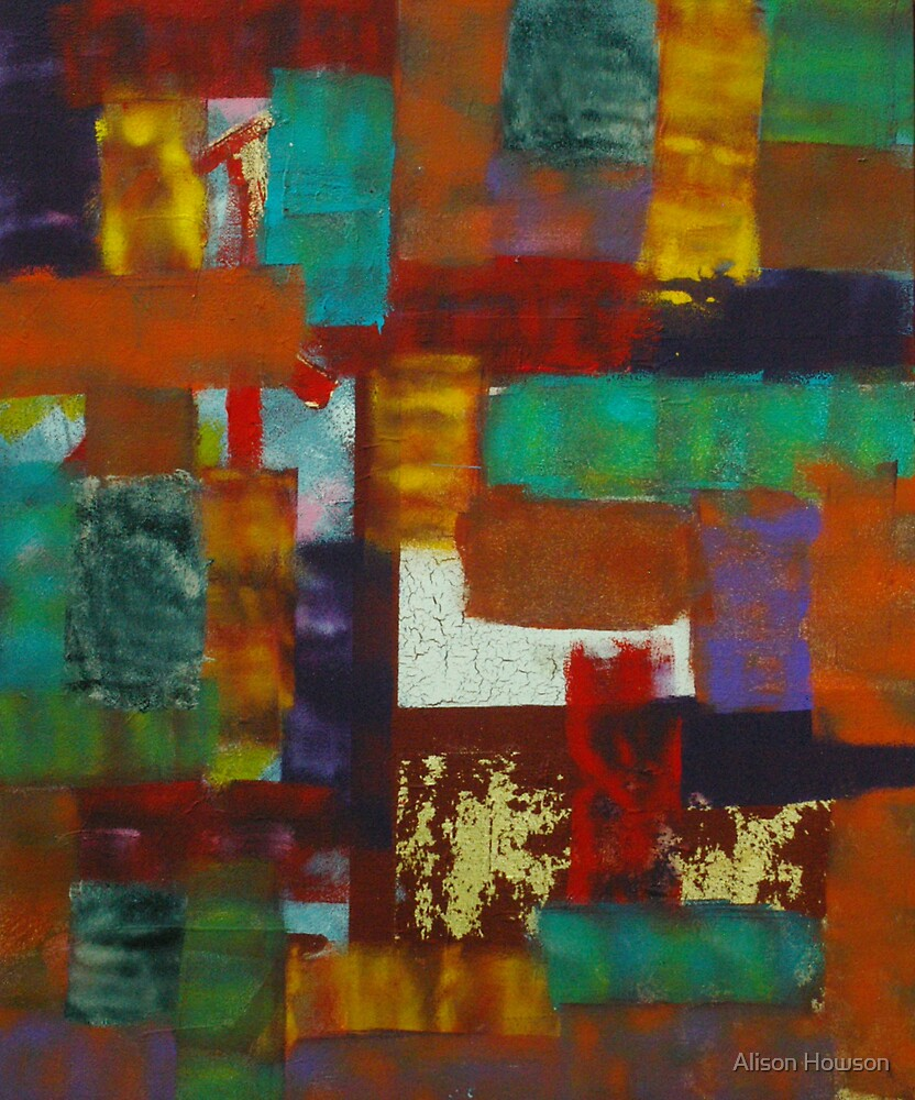 Patchwork by Alison Howson