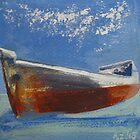 Tanker ship by AgnesZirini