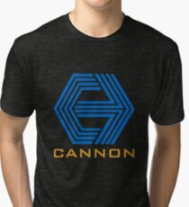 Cannon Films logo t shirt Tri-blend T-Shirt
