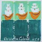 Christophe Colomb by AgnesZirini