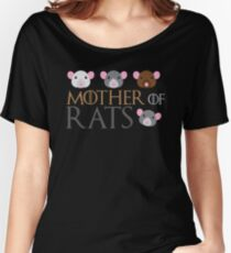 Mother of rats Women's Relaxed Fit T-Shirt