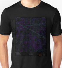 USGS TOPO Map Florida FL Live Oak West 347236 1959 24000 Inverted T-Shirt