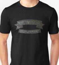 Bon Jovi New Jersey Unisex T-Shirt