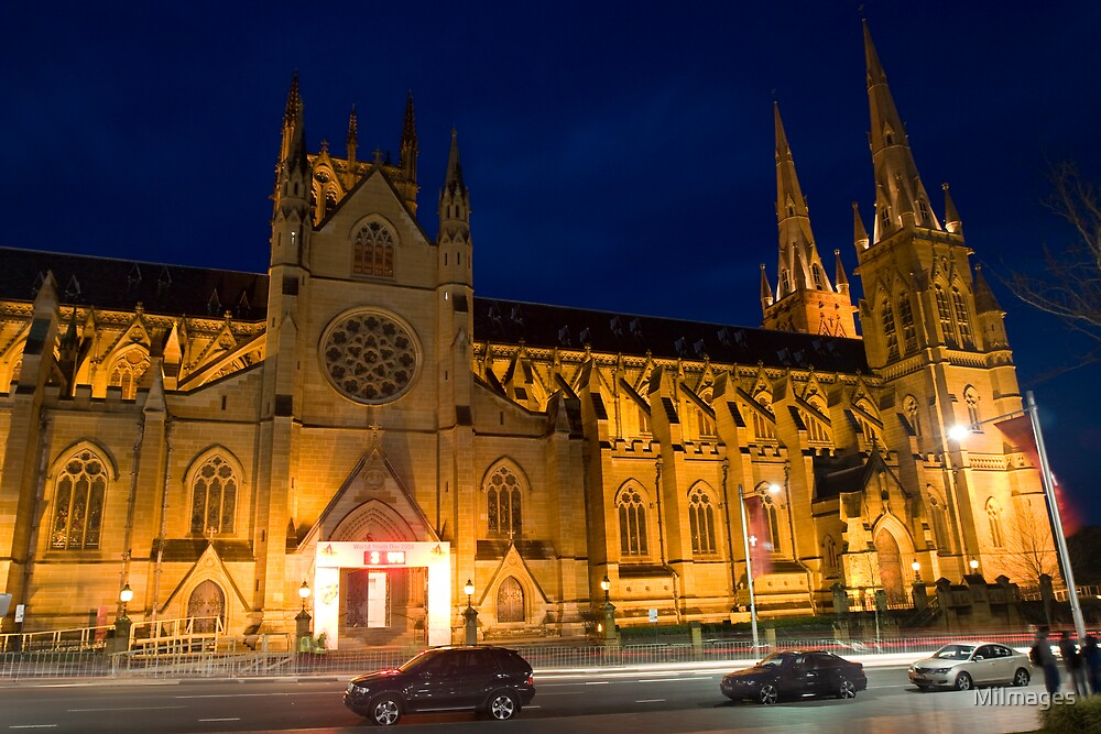 St. Mary's Cathedral  by MiImages