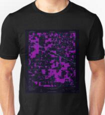 USGS TOPO Map Florida FL Live Oak West 347237 1959 24000 Inverted T-Shirt