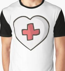I love Medicine Graphic T-Shirt