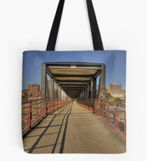 Convergence - HDR Tote Bag