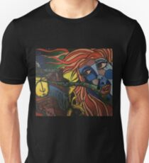 Surreal Time Warp Unisex T-Shirt
