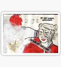 Mindmap #1 Sticker