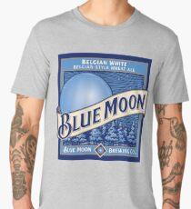 Blue Moon Beer  Men's Premium T-Shirt