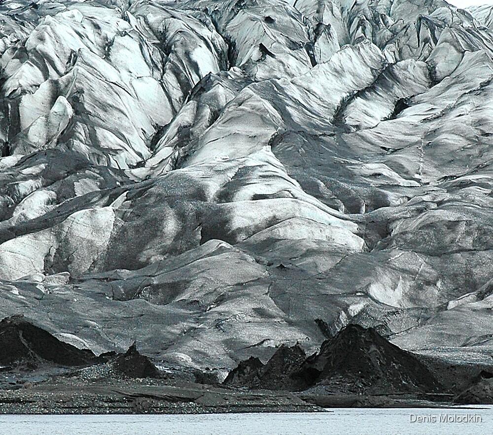 Dark Glasier by Denis Molodkin